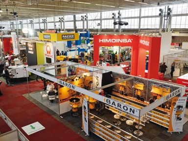 The Rental Show 2020.Infrastructures February 2019 Ire Moves To Maastricht In
