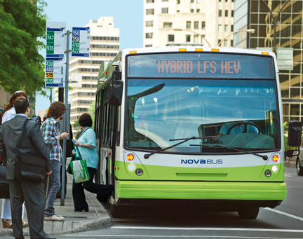 InfraStructures - March 2013 - Volvo Buses Receives Order