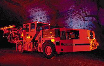 InfraStructures - Sandvik Tamrock fournira les Jumbos pour