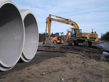 InfraStructures - April 2010 - Hanson Pipes & Precast