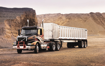 InfraStructures - May 2009 - 2009 VISTA Competition Recognizes North America's Best Volvo Truck ...