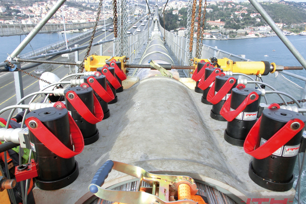 Infrastructures November 2015 The Bolts Of Bosphorus
